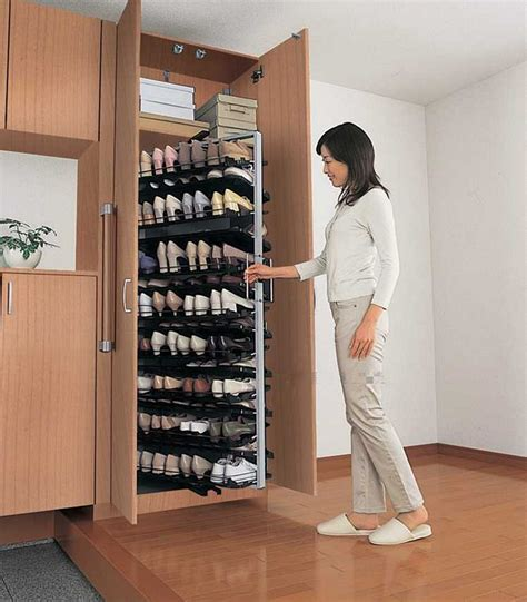Spinning Shoe Rack Ideas, Best To Organize Your Shoes