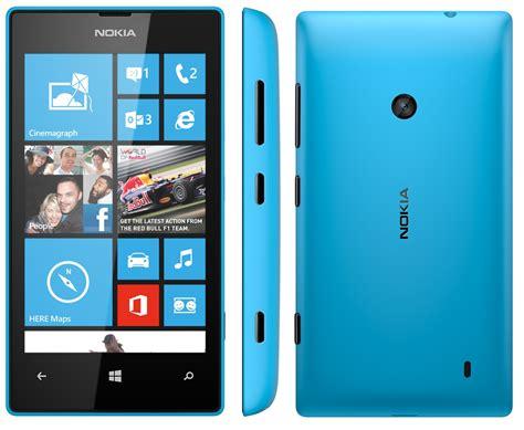 scheda tecnica nokia lumia 520