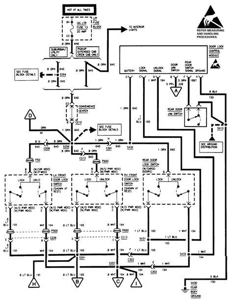 Chevy Silverado Instrument Cluster Wiring Diagram