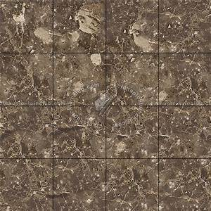 Breccia brown marble tile texture seamless 14180