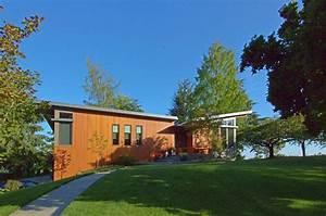Prefabricated home, Portland, Oregon: Modern Prefab ...