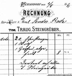 Rechnung 1835 : eisenberger str 32 a schmiede schlosserei steingr ber ~ Themetempest.com Abrechnung