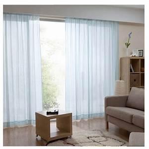 living room and bedroom 2 panels light blue sheer curtains With light blue curtains for living room