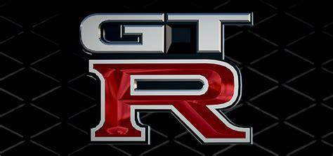Nissan Gtr Logos