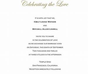 wedding invitations bride groom hosting 3 wording free With wedding invitation etiquette bride and groom hosting