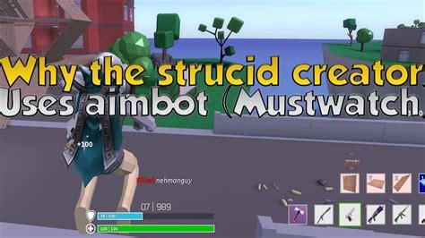 owner  strucid  aimbot   youtube