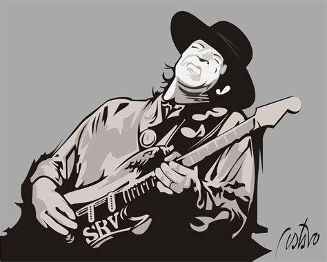 stevie ray vaughan wallpapers wallpaper cave
