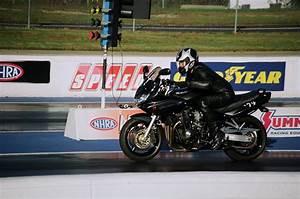2004 Suzuki Bandit 1  4 Mile Drag Racing Timeslip Specs 0