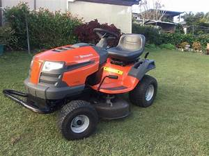 How To Replace The Drive Belt On A Husqvarna Riding Mower