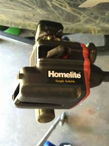 Homelite 2-cycle Gas Trimmer