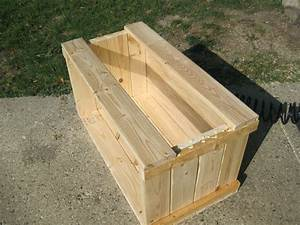 large wooden storage box plans woodproject