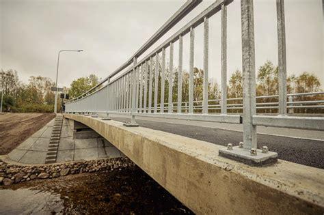 Latgalē un Sēlijā atjaunoti tilti pār Maltu un Klauci ...