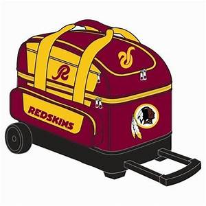 NFL Double Roller Bowling Bag- Washington Redskins by KR ...