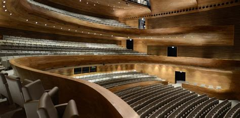 Bahrain National Theatre - Theatre Projects