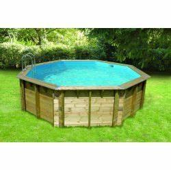 piscine hors sol en bois piscine bois pas cher piscine With liner piscine hors sol octogonale bois 3 piscine hors sol bois rectangulaire 200x350cm ocea liner