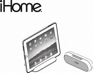 Ihome Portable Speaker Idm12 User Guide