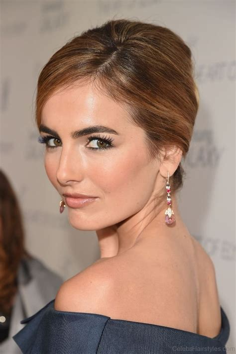 nice hairstyles  camilla belle