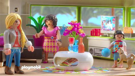 la maison de cagne playmobil playmobil luxe villa