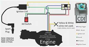 Cdi Wiring Diagram  With Images