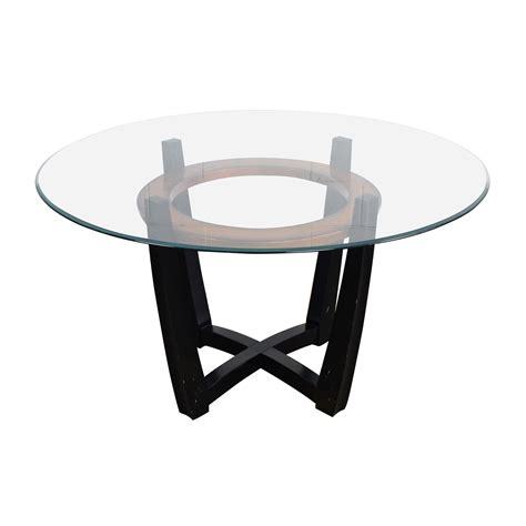 macys glass dining room table 88 macy s macy s elation glass dining table
