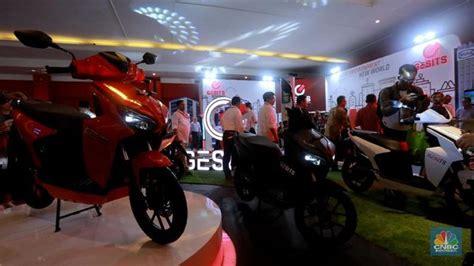 Gesits Image by Motor Gesits Sudah Produksi Masal Pak Jokowi Jadi Borong