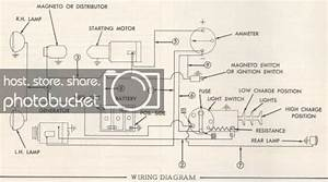 Allis C Wiring Diagram