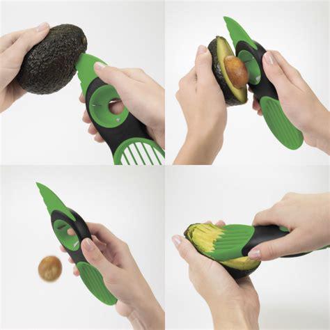 Kitchen Gadget Gift Ideas - avocado slicer shut up and take my money
