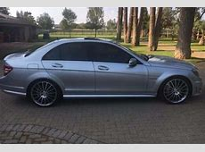 2010 Mercedes Benz C Class C63 AMG Cars for sale in