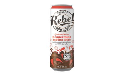Windows have neon beer logos, flashing lightd , taped meal specials the best tasting coffee ive ever had. Rebel Hard Coffee Peppermint Mocha 24/12 oz cans - Beverages2u