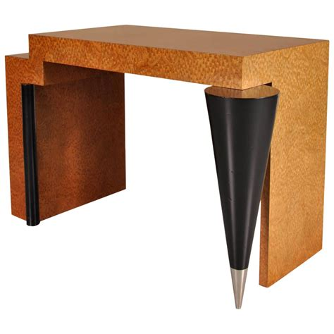 memphis style desk  console table circa