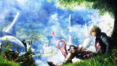 Xenoblade Chronicles Background Wallpapers 1920 Abyss