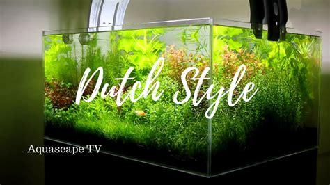 Setup Aquascape by 2018 Beautiful Classic Style Planted Aquarium Setup