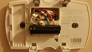 Honeywell Rth6580wf Install Issues