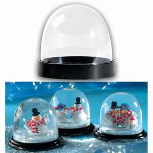 Boule à Neige : boule neige 70mm x 52mm boule neige creavea ~ Teatrodelosmanantiales.com Idées de Décoration
