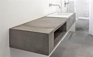 Waschtisch Aus Beton : waschtisch aus beton pinteres ~ Lizthompson.info Haus und Dekorationen