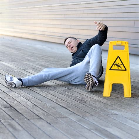 Top Causes of Slips, Trips, and Falls in the Workplace