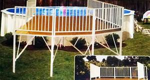 Above, Ground, Pool, Deck, Cost, Inexpensive, Options