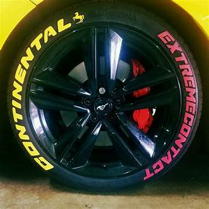 continental tire lettering tire stickers With continental white letter tires