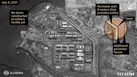 satellite  reveal underground construction