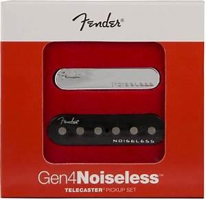 Gen 4 Noiseless U2122 Telecaster U00ae Pickups