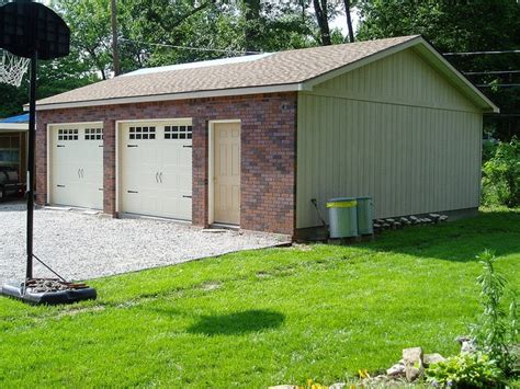 Tuff Shed Garage Barn by 24x30 Brick Front Garage Made By Tuff Shed Tuff Shed