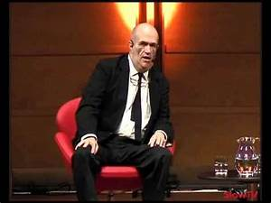 An evening with Colm Toibin (p1) - YouTube
