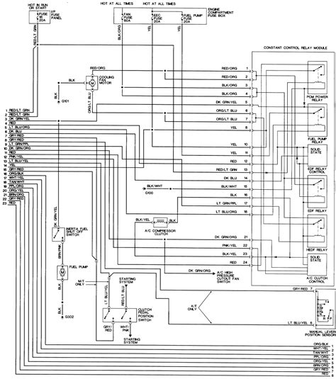 95 gt mustang fuel pump wiring diagram indexnewspaper com