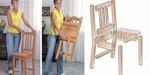 Come costruire una sedia pieghevole in legno massello Bricoportale it