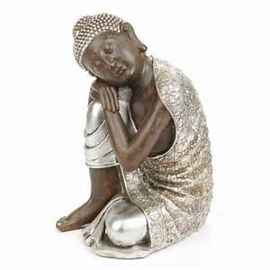 statue deco bouddha 35cm With maison du monde bouddha
