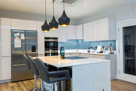 luxury kitchen design london modern  classic kitchen