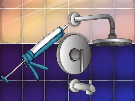 bathroom tub tile ideas how to quickly repair bathroom shower tiles 6 steps