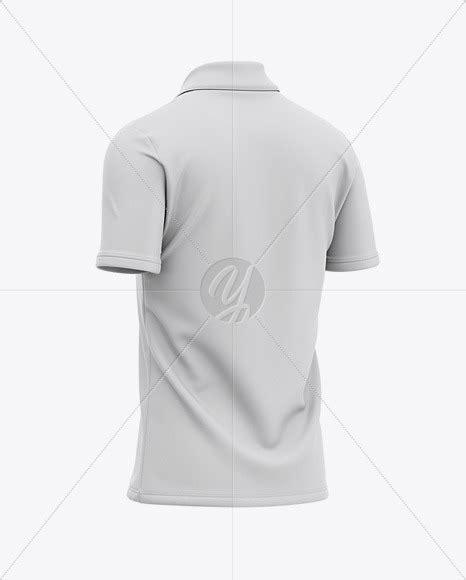 Free soccer sports shorts for mens. Men's Soccer /Cricket Jersey Mockup - Back Half Side View ...