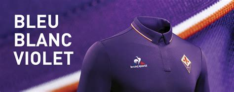 Acf Fiorentina 16-17 Home And Away Kits Released