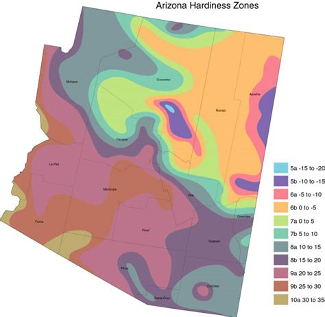 Arizona Cropmap